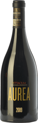 37,95 € Free Shipping | Red wine Pittacum Aurea Crianza 2011 D.O. Bierzo Castilla y León Spain Mencía Bottle 75 cl