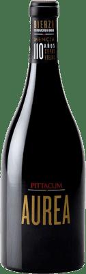 32,95 € Envío gratis | Vino tinto Pittacum Aurea Crianza D.O. Bierzo Castilla y León España Mencía Botella 75 cl