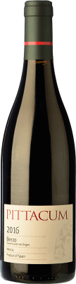 33,95 € Free Shipping | Red wine Pittacum Joven 2011 D.O. Bierzo Castilla y León Spain Mencía Magnum Bottle 1,5 L
