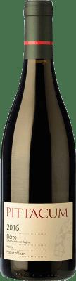 37,95 € Free Shipping | Red wine Pittacum Joven D.O. Bierzo Castilla y León Spain Mencía Magnum Bottle 1,5 L