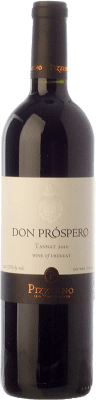 16,95 € Free Shipping | Red wine Pizzorno Don Próspero Joven Uruguay Tannat Bottle 75 cl