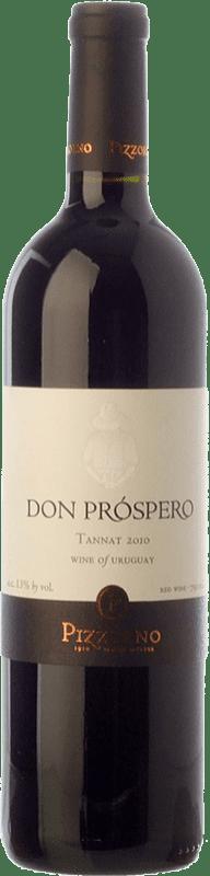 13,95 € Envoi gratuit | Vin rouge Pizzorno Don Próspero Joven Uruguay Tannat Bouteille 75 cl