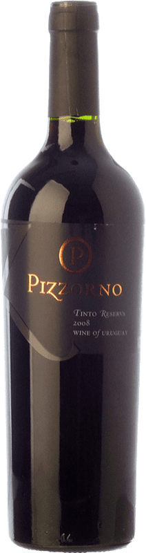 49,95 € Free Shipping   Red wine Pizzorno Reserva 2008 Uruguay Merlot, Tannat Bottle 75 cl