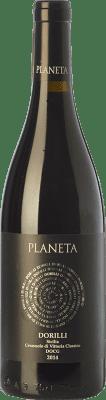 23,95 € Free Shipping | Red wine Planeta Dorilli D.O.C.G. Cerasuolo di Vittoria Sicily Italy Nero d'Avola, Frappato Bottle 75 cl