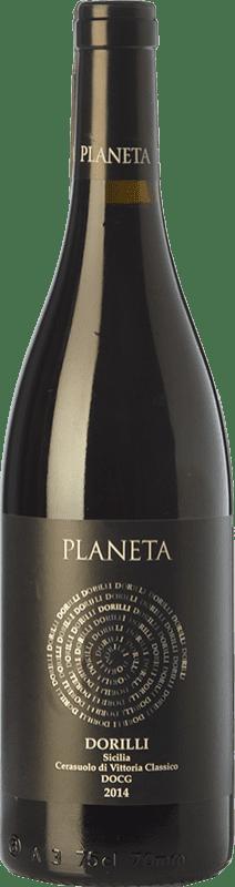 19,95 € Free Shipping   Red wine Planeta Dorilli D.O.C.G. Cerasuolo di Vittoria Sicily Italy Nero d'Avola, Frappato Bottle 75 cl