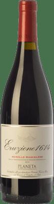 31,95 € Free Shipping | Red wine Planeta Eruzione 1614 I.G.T. Terre Siciliane Sicily Italy Nerello Mascalese Bottle 75 cl