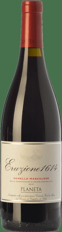 26,95 € Envoi gratuit | Vin rouge Planeta Eruzione 1614 I.G.T. Terre Siciliane Sicile Italie Nerello Mascalese Bouteille 75 cl