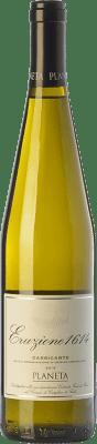 23,95 € Free Shipping | White wine Planeta Eruzione 1614 I.G.T. Terre Siciliane Sicily Italy Carricante Bottle 75 cl