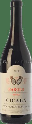 113,95 € Free Shipping   Red wine Aldo Conterno Bussia Cicala D.O.C.G. Barolo Piemonte Italy Nebbiolo Bottle 75 cl