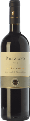 47,95 € Free Shipping | Red wine Poliziano Asinone D.O.C.G. Vino Nobile di Montepulciano Tuscany Italy Merlot, Sangiovese, Colorino Bottle 75 cl
