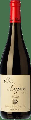 8,95 € Free Shipping | Red wine Ponce Clos Lojen Joven D.O. Manchuela Castilla la Mancha Spain Bobal Bottle 75 cl
