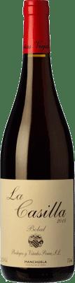 Red wine Ponce J. Antonio La Casilla Crianza D.O. Manchuela Castilla la Mancha Spain Bobal Bottle 75 cl