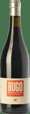 36,95 € Kostenloser Versand | Rotwein Portal del Montsant Hugo Crianza D.O. Montsant Katalonien Spanien Grenache, Carignan Flasche 75 cl