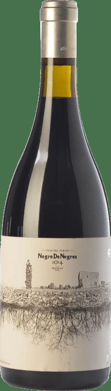 23,95 € Free Shipping | Red wine Portal del Priorat Negre de Negres Crianza D.O.Ca. Priorat Catalonia Spain Syrah, Grenache, Carignan, Cabernet Franc Bottle 75 cl