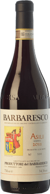 53,95 € Free Shipping | Red wine Produttori del Barbaresco Asili D.O.C.G. Barbaresco Piemonte Italy Nebbiolo Bottle 75 cl