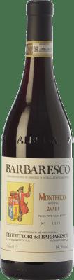 53,95 € Free Shipping | Red wine Produttori del Barbaresco Montefico D.O.C.G. Barbaresco Piemonte Italy Nebbiolo Bottle 75 cl