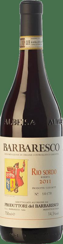 42,95 € Free Shipping   Red wine Produttori del Barbaresco Rio Sordo D.O.C.G. Barbaresco Piemonte Italy Nebbiolo Bottle 75 cl