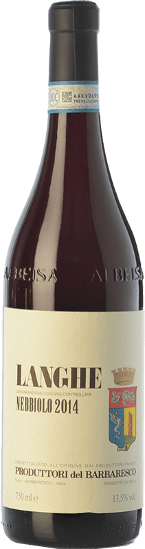 15,95 € Free Shipping   Red wine Produttori del Barbaresco D.O.C. Langhe Piemonte Italy Nebbiolo Bottle 75 cl