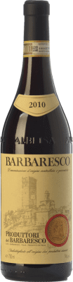 35,95 € Envío gratis | Vino tinto Produttori del Barbaresco D.O.C.G. Barbaresco Piemonte Italia Nebbiolo Botella 75 cl