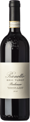 52,95 € Free Shipping | Red wine Prunotto Bric Turot D.O.C.G. Barbaresco Piemonte Italy Nebbiolo Bottle 75 cl