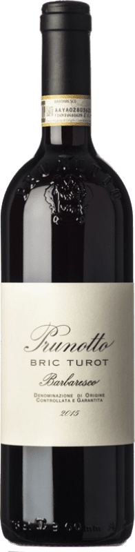 45,95 € Free Shipping | Red wine Prunotto Bric Turot D.O.C.G. Barbaresco Piemonte Italy Nebbiolo Bottle 75 cl