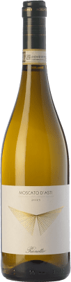 15,95 € Free Shipping | Sweet wine Prunotto D.O.C.G. Moscato d'Asti Piemonte Italy Muscatel White Bottle 75 cl
