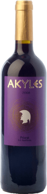 17,95 € Free Shipping | Red wine Puig Priorat Akyles Crianza D.O.Ca. Priorat Catalonia Spain Grenache, Cabernet Sauvignon, Carignan Bottle 75 cl