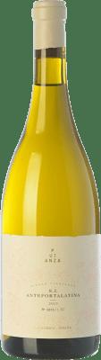 53,95 € Kostenloser Versand | Weißwein Pujanza Anteportalatina Crianza D.O.Ca. Rioja La Rioja Spanien Viura Flasche 75 cl