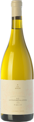 53,95 € Free Shipping | White wine Pujanza Anteportalatina Crianza D.O.Ca. Rioja The Rioja Spain Viura Bottle 75 cl