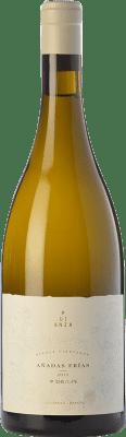 89,95 € Kostenloser Versand | Weißwein Pujanza Añadas Frías Crianza D.O.Ca. Rioja La Rioja Spanien Viura Flasche 75 cl