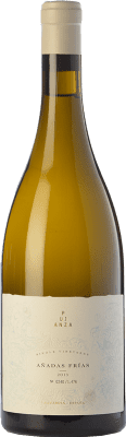 89,95 € Free Shipping | White wine Pujanza Añadas Frías Crianza D.O.Ca. Rioja The Rioja Spain Viura Bottle 75 cl