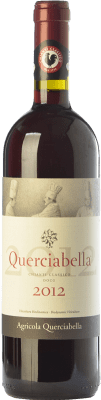 31,95 € Free Shipping | Red wine Querciabella D.O.C.G. Chianti Classico Tuscany Italy Sangiovese Bottle 75 cl
