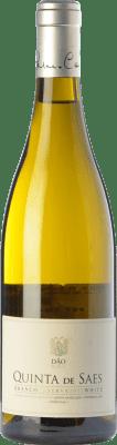 11,95 € Kostenloser Versand | Weißwein Quinta da Pellada Quinta de Saes Reserva I.G. Dão Dão Portugal Cercial, Encruzado, Bical Flasche 75 cl