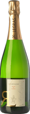 32,95 € Free Shipping   White sparkling Legras Grand Cru Blanc de Blancs Brut A.O.C. Champagne Champagne France Chardonnay Bottle 75 cl.   Thousands of wine lovers trust us to get the best price guarantee, free shipping always and hassle-free shopping and returns.