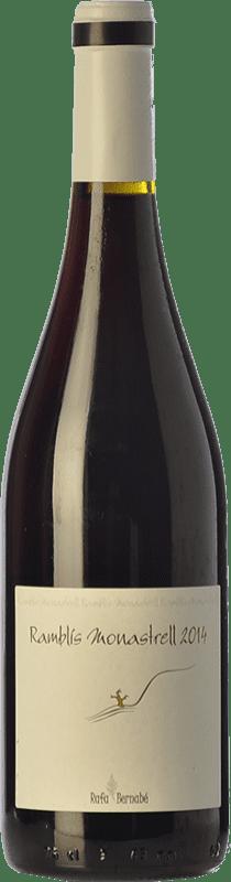 11,95 € Envío gratis   Vino tinto Bernabé Ramblís Joven D.O. Alicante Comunidad Valenciana España Monastrell Botella 75 cl