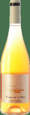 11,95 € Free Shipping | White wine Bernabé Tinajas de la Mata D.O. Alicante Valencian Community Spain Muscat of Alexandria, Merseguera Bottle 75 cl