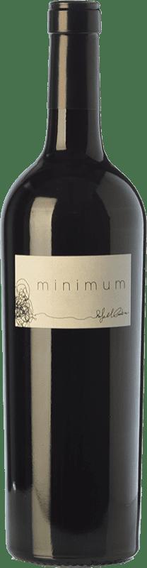 28,95 € Free Shipping | Red wine Rafael Cambra Minimun Crianza 2011 D.O. Valencia Valencian Community Spain Monastrell, Cabernet Franc Bottle 75 cl