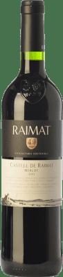 9,95 € Envoi gratuit | Vin rouge Raimat Castell Crianza D.O. Costers del Segre Catalogne Espagne Merlot Bouteille 75 cl