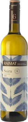 9,95 € Free Shipping | White wine Raimat Saira D.O. Costers del Segre Catalonia Spain Albariño Bottle 75 cl | Thousands of wine lovers trust us to get the best price guarantee, free shipping always and hassle-free shopping and returns.