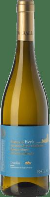 13,95 € Free Shipping   White wine Rallo Evrò I.G.T. Terre Siciliane Sicily Italy Insolia Bottle 75 cl