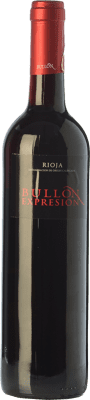 9,95 € Free Shipping | Red wine Ramírez de Inoriza Bullón Crianza D.O.Ca. Rioja The Rioja Spain Tempranillo, Viura Bottle 75 cl