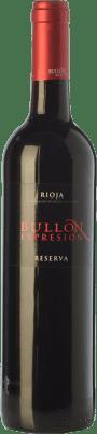 16,95 € Free Shipping | Red wine Ramírez de Inoriza Bullón Reserva D.O.Ca. Rioja The Rioja Spain Tempranillo, Viura Bottle 75 cl