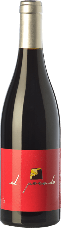 33,95 € Free Shipping | Red wine Raúl Pérez El Pecado Crianza Spain Bastardo Bottle 75 cl