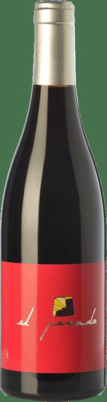 33,95 € Envío gratis   Vino tinto Raúl Pérez El Pecado Crianza España Bastardo Botella 75 cl