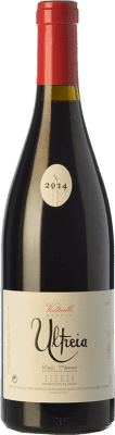 47,95 € Free Shipping | Red wine Raúl Pérez Ultreia de Valtuille Crianza D.O. Bierzo Castilla y León Spain Mencía Bottle 75 cl