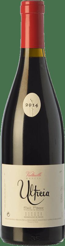 39,95 € Envoi gratuit | Vin rouge Raúl Pérez Ultreia de Valtuille Crianza D.O. Bierzo Castille et Leon Espagne Mencía Bouteille 75 cl