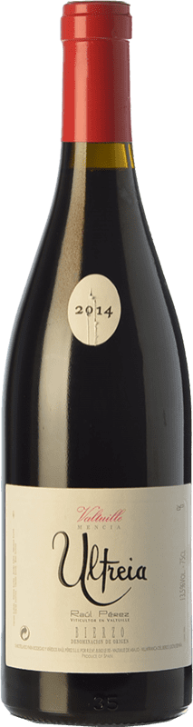 39,95 € Envío gratis   Vino tinto Raúl Pérez Ultreia de Valtuille Crianza D.O. Bierzo Castilla y León España Mencía Botella 75 cl