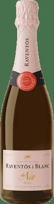 16,95 € Free Shipping | White sparkling Raventós i Blanc Nit Reserva Spain Monastrell, Macabeo, Xarel·lo, Parellada Bottle 75 cl