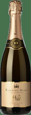 44,95 € Free Shipping | White sparkling Raventós i Blanc Nit Reserva Spain Monastrell, Macabeo, Xarel·lo, Parellada Magnum Bottle 1,5 L
