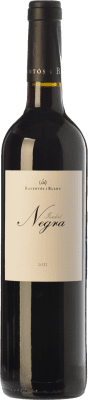 17,95 € Free Shipping | Red wine Raventós i Blanc Isabel Negra Crianza D.O. Penedès Catalonia Spain Merlot, Cabernet Sauvignon Bottle 75 cl